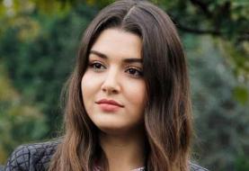 هانده ارچل بازیگر مشهور ترکیه ای به «مست عشق» پیوست