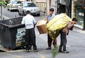 درآمد روزانه ۵۰ تا ۸۰ هزار تومانی زبالهگردها