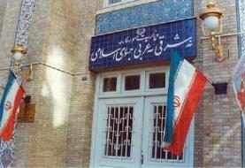 ایران با هر گونه عملیات نظامی احتمالی در سوریه مخالف است