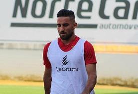 مهرداد محمدی: خوشحالم که در کنار میلاد در تیم ملی هستم