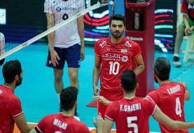 والیبال ایران مقابل آمریکا هم شکست خورد