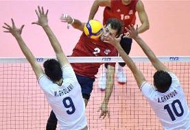 راسل امتیازآورترین بازیکن دیدار ایران و آمریکا شد