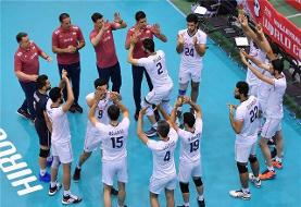 ضعف فدراسیون والیبال در تدارک بازی دوستانه برای تیم ملی