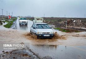 اطلاعیه هواشناسی درباره احتمال وقوع سیلاب ناگهانی در دو استان جنوبی