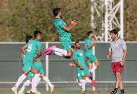 ترکیب تیم ملی فوتبال ایران مقابل کامبوج