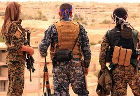 پاسخ نیروهای دموکراتیک سوریه به حملات هوایی ترکیه