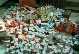 کشف یک هزار و ۴۲۰ عدد داروی غیر مجاز