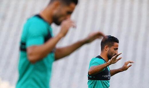 مشکل عجیب و باورنکردنی تیم ملی فوتبال ایران +عکس