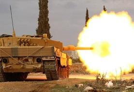 جزئیات بیشتر درباره عملیات ترکیه در شمال سوریه