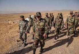 (تصاویر) رزمایش غیرمترقبه ارتش در شمال غرب کشور