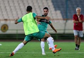 محمدی: دوست داشتم با برادرم در تیم ملی باشم