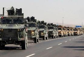 نخستین واکنشها به حمله نظامی ترکیه به سوریه: روسیه دخالت نمیکند