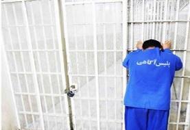 دستگیری شرور غرب پایتخت