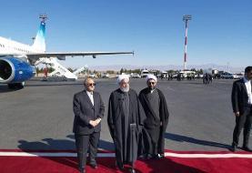 امیدوارم سفر به کرمان مایه خیر و برکت برای مردم این منطقه باشد