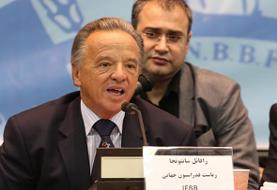 گفتوگوی اختصاصی خبرگزاری میزان با رئیس فدراسیون جهانی پرورش اندام
