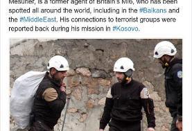 James Le Mesurier: White Helmets backer discovered dead in Turkey