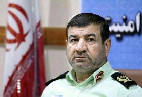 واکنش رئیس پلیس خوزستان به انتشار فیلمهای تجمع مردم پس از مرگ یک شاعر محلی