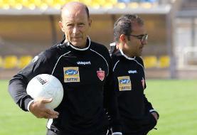 کالدرون؛ مردی که هنوز نتوانسته خودش را به فوتبال ایران ثابت کند