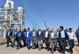 روابط عمومی بانک گردشگری: احداث کارخانه فولاد بافت، محرومیت را از چهره شهرستان زدوده است