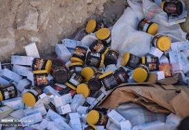 دستگیری قاچاقچی دارو در پایانه جنوب