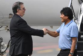Bolivia's Morales arrives in Mexico, vows to continue fight