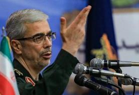 سرلشکر باقری: ایران قدرت اول موشکی منطقه است
