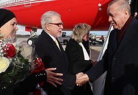 سفر اردوغان به آمریکا (+عکس)