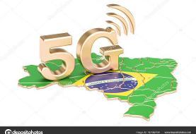 برزیل توسعه شبکه ۵G را به هواوی میسپارد