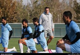 ویلموتس: هیچ نتیجهای باعث حذف یا صعود قطعی تیمی نمیشود/ آماده بازی با عراق هستیم