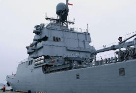 کشتی جاسوسی اسرار آمیز روسی در سواحل آمریکا