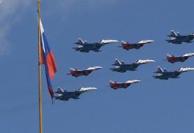 شوالیه های روسی، چهار فروند جنگنده سوخو-۳۵ دریافت کردند