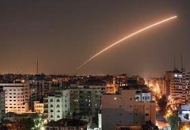 هر ۷ دقیقه یک موشک به اسراییل شلیک میشود