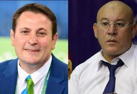 حضور دو مدرس داوری اتحادیه جهانی کشتی در مسابقات جام جهانی