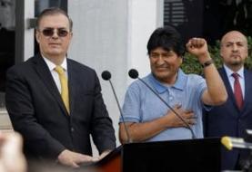مورالس در مکزیکوسیتی: فرار کردم چون جانم در خطر بود