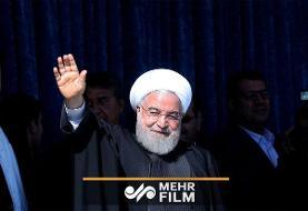 روحانی: آمریکا فکر میکند بقیه کشورها گاو شیرده هستند