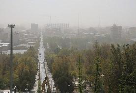 ناسالم بودن هوای ۶ منطقه تهران برای گروههای حساس
