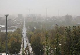 هوای ۶ منطقه تهران برای همه ناسالم است