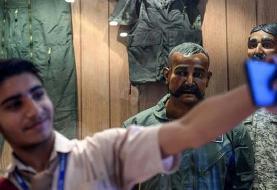 Pakistan installs statue of India pilot shot down in Kashmir