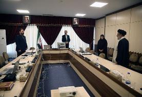 رئیس قوه قضاییه ازدفتر موقت «ثنا» مستقر در مجمع تشخیص بازدید کرد