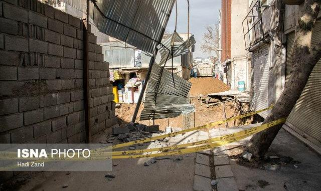 نشتی ۴۰ درصد لولههای تهران و احتمال فروریزش ناگهانی زمین: چاههای غیرمجاز مسدود شوند