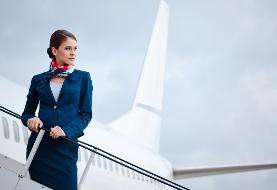 ۱۳ نکته که درباره مهمانداران هواپیما نمیدانید!
