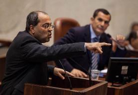 درگیری لفظی شدید میان نتانیاهو و نماینده عرب پارلمان اسرائیل