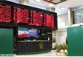رشد ۴۳۸ واحدی شاخص کل بورس تهران