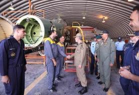 چندطرح خودکفایی عملیاتی و آموزشی نیروی هوایی رونمایی شد
