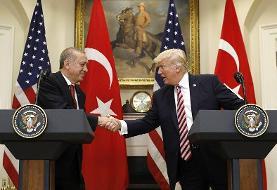 ترامپ: آمریکا حضور نظامی خود را در سوریه  حفظ می کند