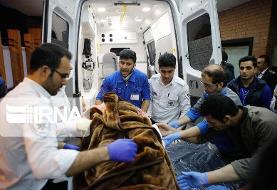 ۲۸ کشته و ۲۱ مجروح در برخورد دو وانت حامل اتباع افغان در سیستان و بلوچستان