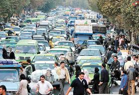 سرنخ جدید از ترافیک ناگهانی تهران