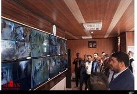 افتتاح مرکز پایش مراقبتهای اولیه درمانی (MCMC) در اورژانس کرمانشاه