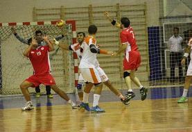 شکست تیم هندبال زاگرس اسلام آباد غرب در مسابقات قهرمانی باشگاههای آسیا