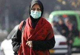 آلودگی هوا در اهواز و همدان گوی سبقت را از تهران ربود